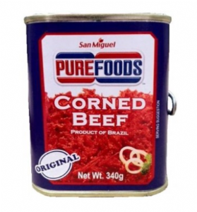 Corned Beef by Purefoods | Buy Online at The Asian Cookshop
